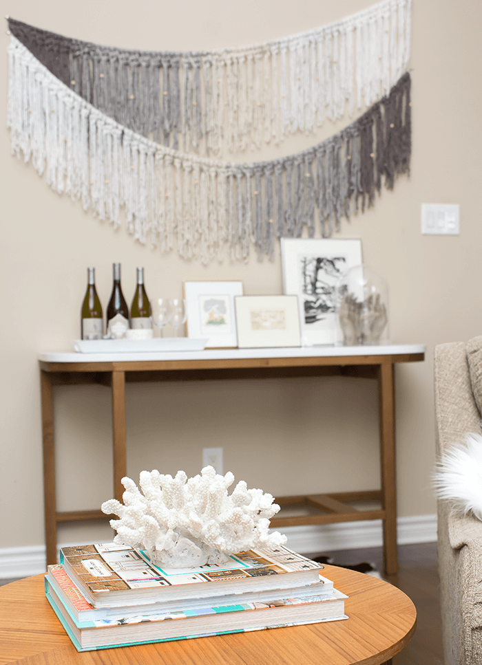 Cozy Winter Decorating Ideas - books and magazines