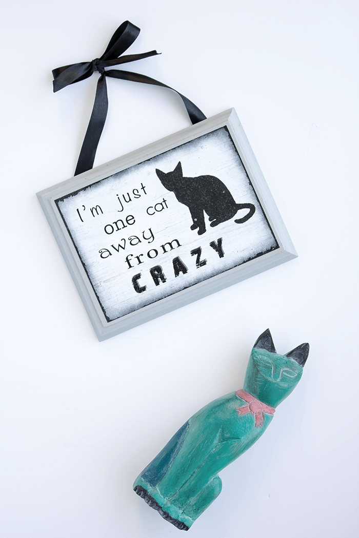 Cat Decor // Embracing the Weird (and Wonderful) in Home Decor.