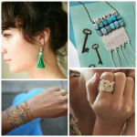 15 Home Décor Inspired Jewelry Crafts