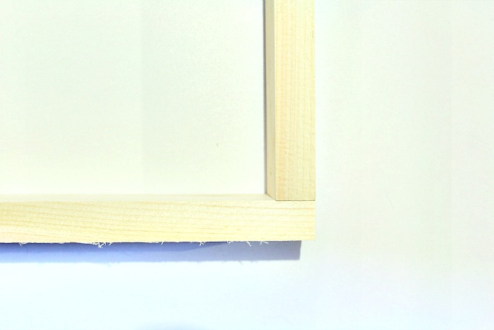 How To Make a Basic Loom - Secure Corners