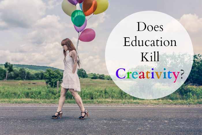 how to kill creativity pdf