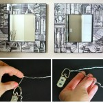 How to Adjust a Mirror, Art or Picture Hanging Wire