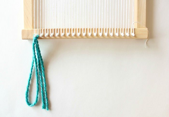 Learn the art of wall weaving in this basic introduction to materials, terms used, and how to create your own one-of-a-kind wall weaving for your home. A beautiiful alternative to traditional wall art.