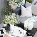 Friday Faves: Beautiful Black and White Outdoor Spaces