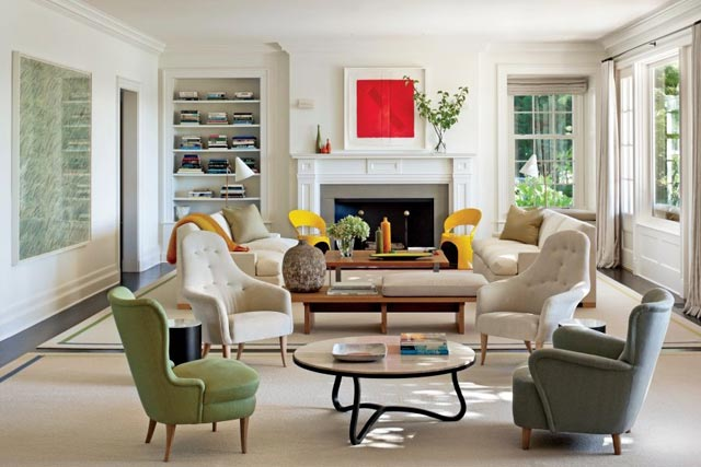10 Tips For A Lovely Living Room Layout