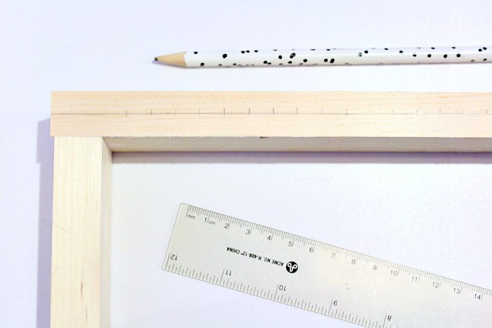 How To Make a Loom - Draw Mid-Point