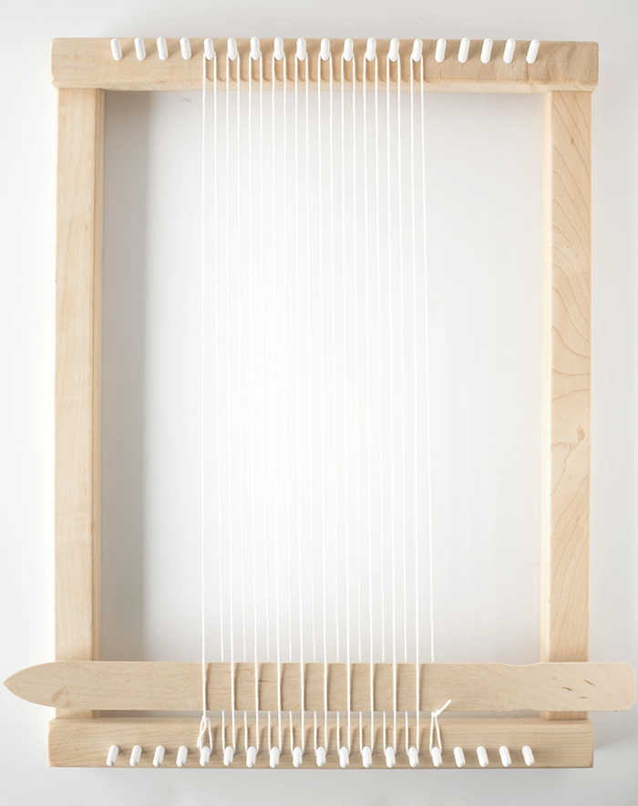 anchor weaving - 3 mini weavings