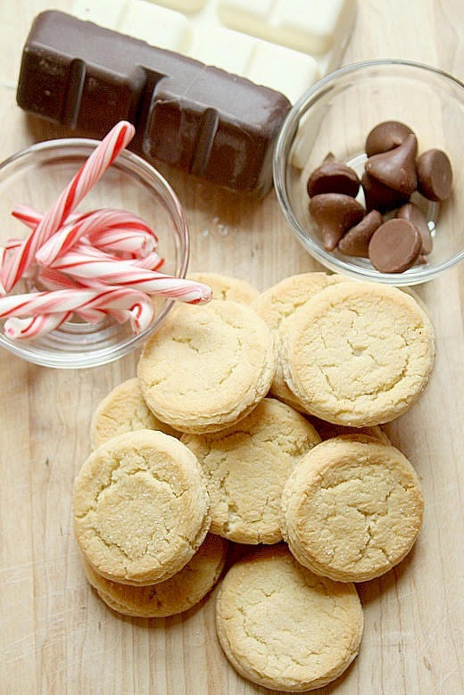 The Easiest Holiday Cookies