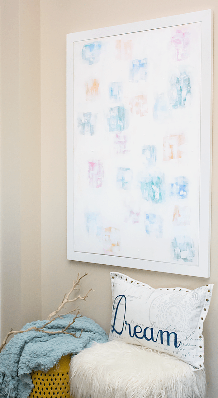 How To Frame Canvas Art – A Pretty Fix