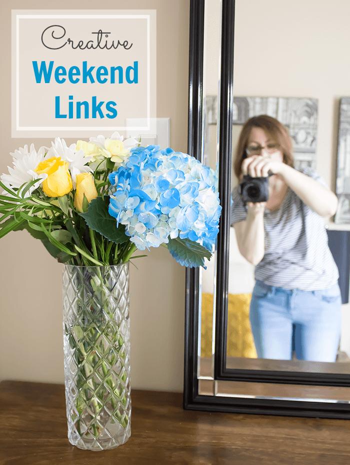 Creative Weekend Links - June 2016