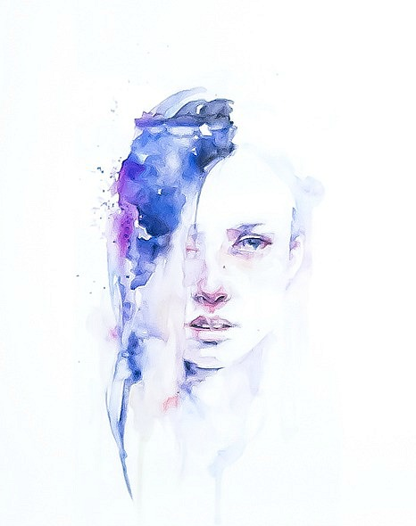 The Water Workshop I by Agnes Cecile