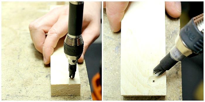 Make a Loom - Countersink Bit
