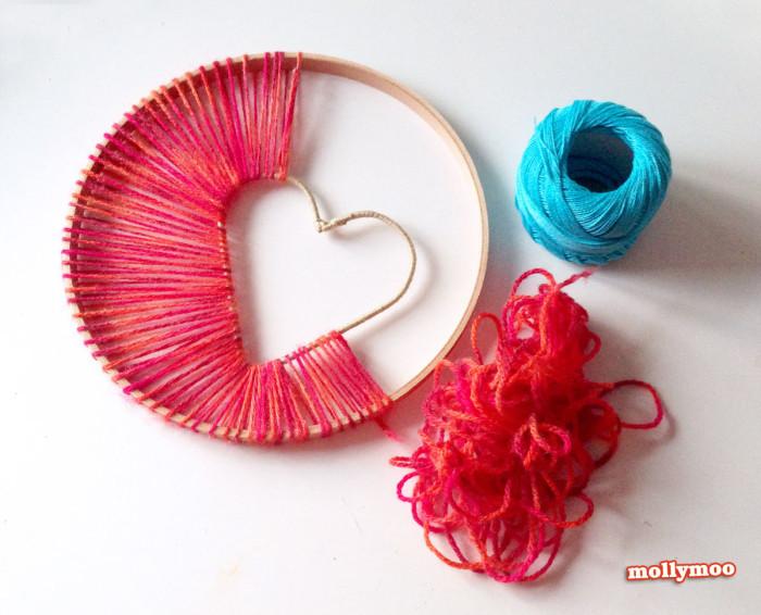 heart-hope dreamcatcher