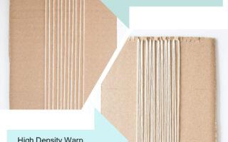 Weaving Tips:  Low Density Vs High Density Warping