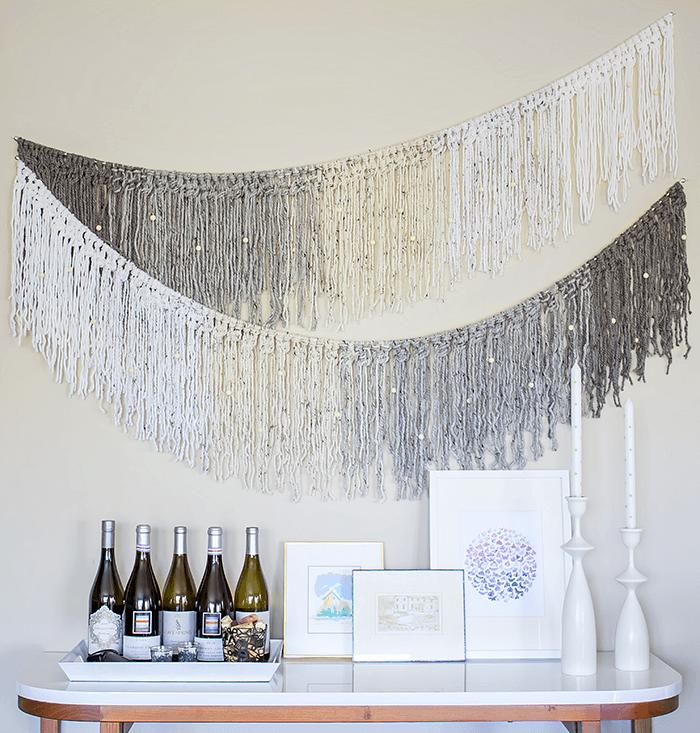 yarn wall decor - Maribo.intelligentsolutions.co