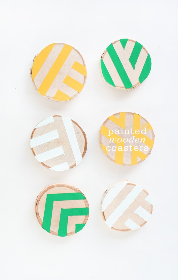 Painted-Wooden-Coasters