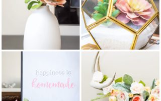 5 Fresh & Creative Ways To Integrate Flowers In Your Home