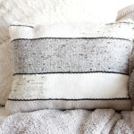 How To DIY A Woven Pillow