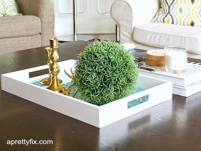 6 ways to add extra storage - trays