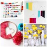 15 No-Knit Yarn Crafts
