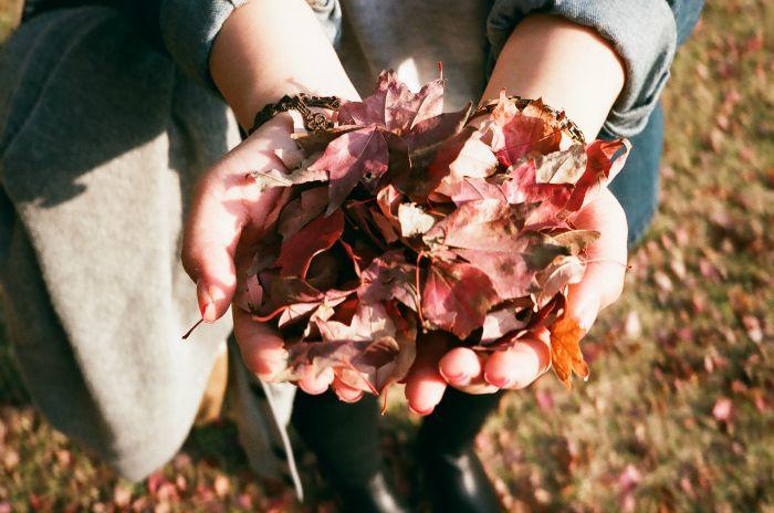 get outdoors - fall bucket list ideas
