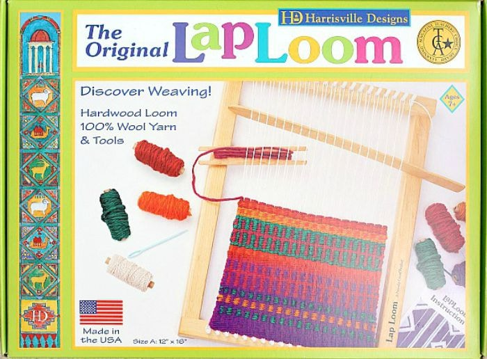 Lap loom starter kit.