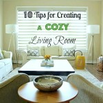 10 Tips For Creating a Cozy Living Room