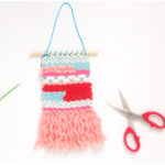 Friday Faves: 10 DIY Mini Weavings