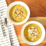 Thick and Savoury Pumpkin Soup